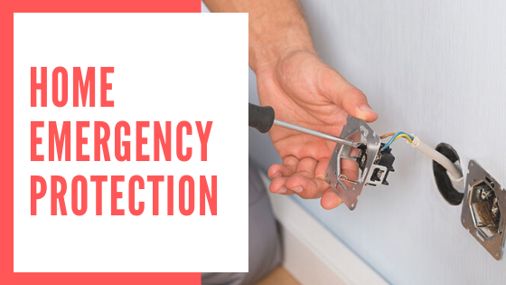 Home emergency protection