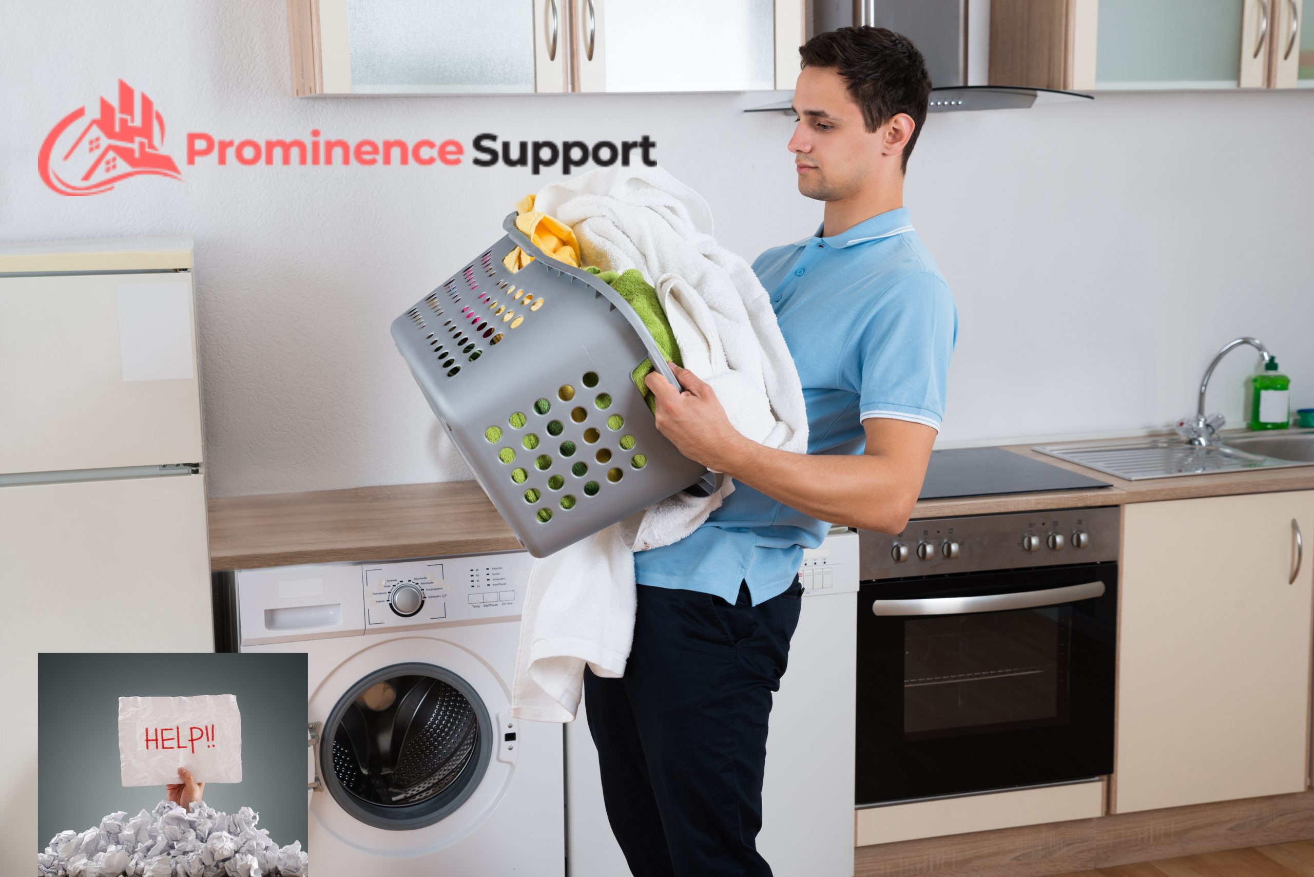 Overloading washing machine