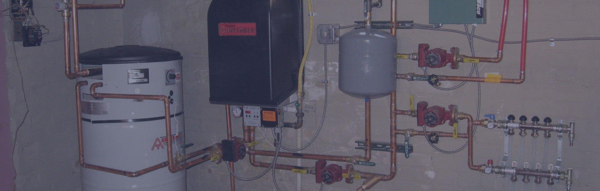 boiler cover