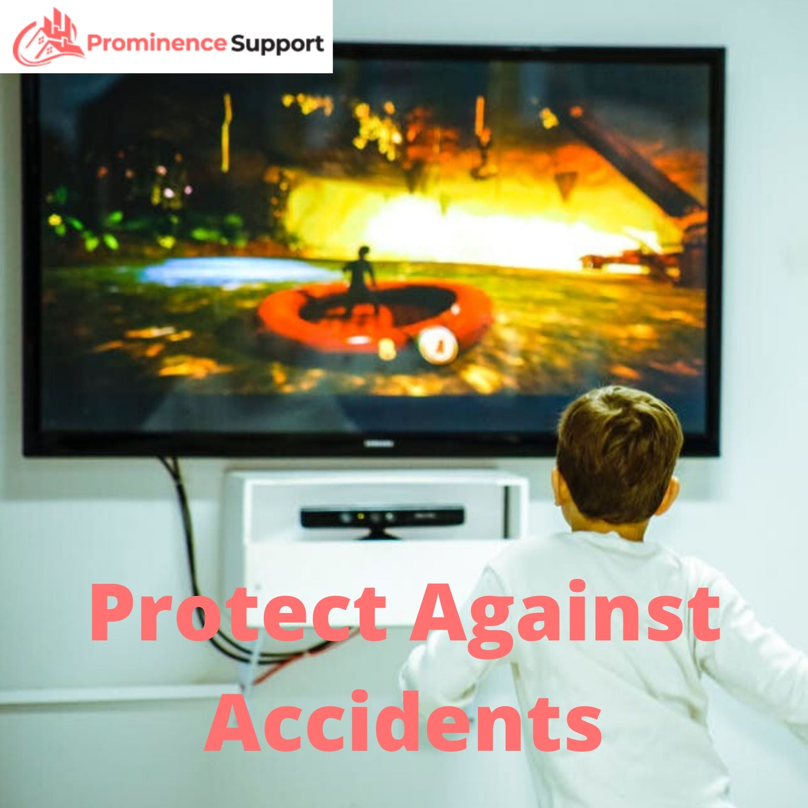 TV Insurance - protect against accidents