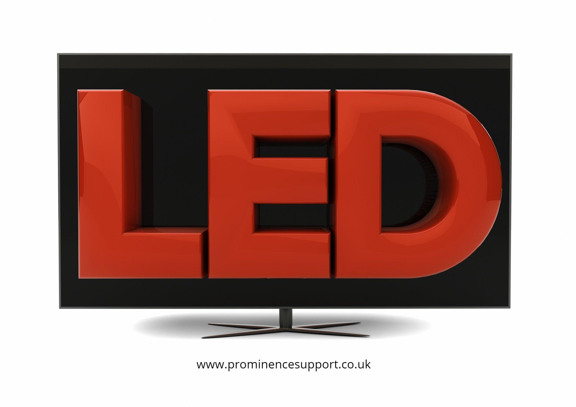 led tv insurance