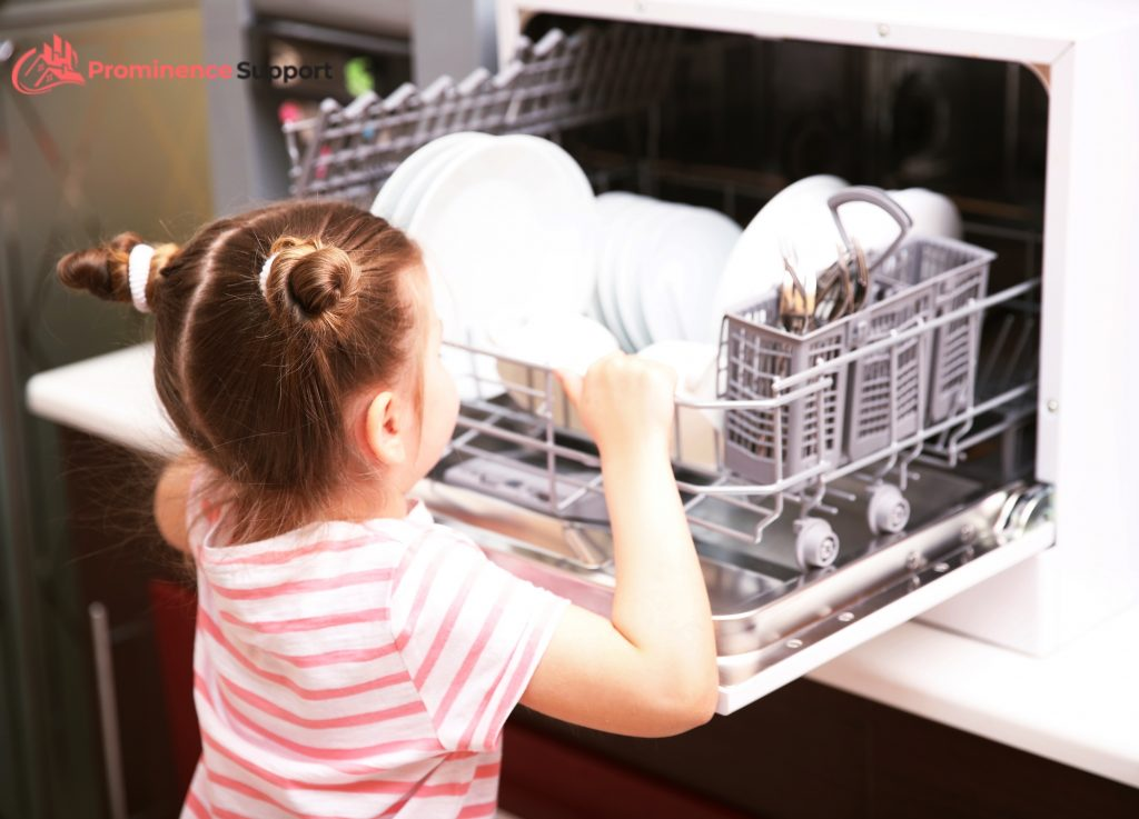 Dishwasher maintenance
