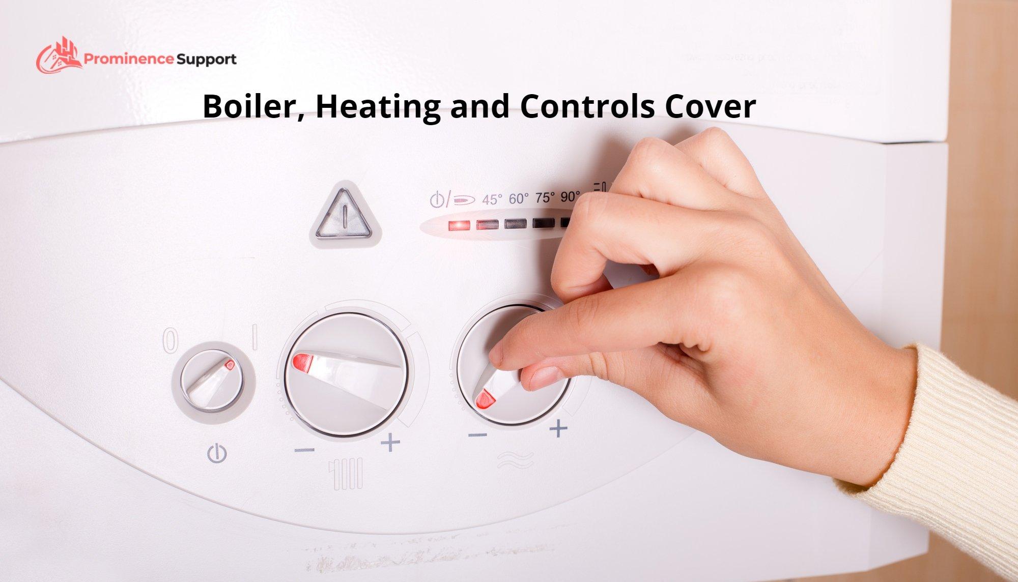 Boiler Cover Control