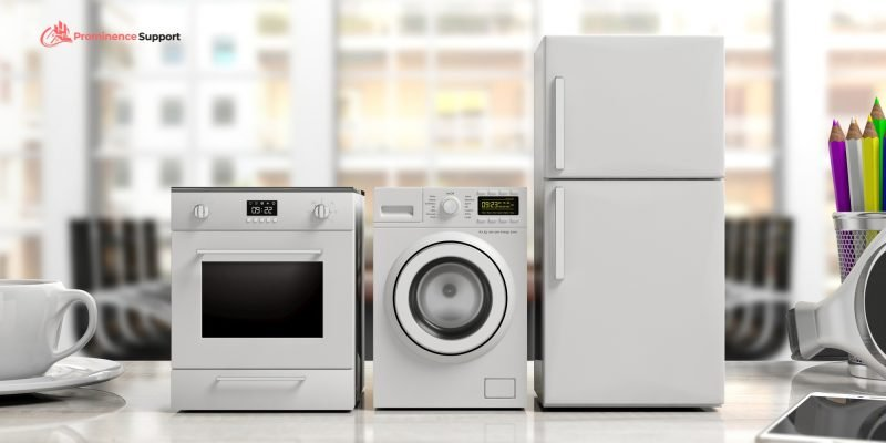 Signs your appliances is about to pack it in